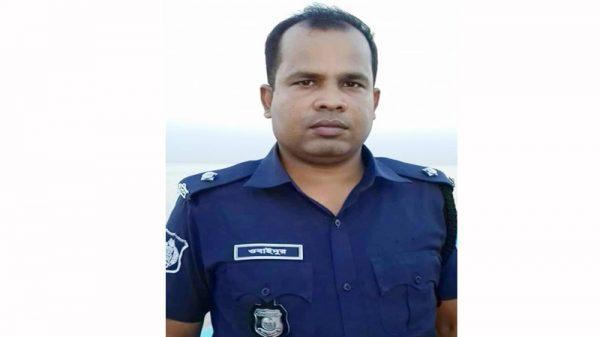 গাংনী থানার নতুন অফিসার ইনচার্জ  ওবাইদুর রহমান