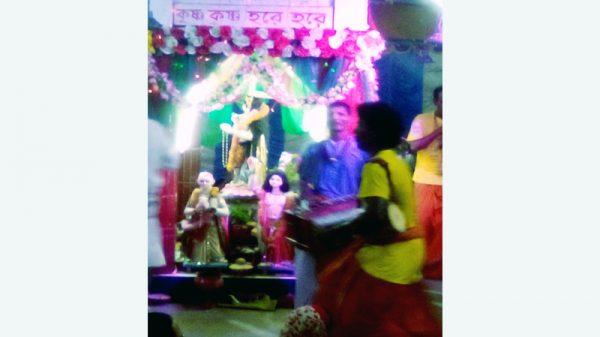 বারখাদায় সার্বজনিন পূজা মন্দিরের আয়োজনে  মহানাম যজ্ঞানুষ্ঠান অনুষ্ঠিত