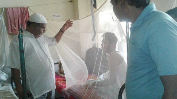 ডেঙ্গু মোকাবেলায় সরকারের ব্যর্থতা জনগণের বিরুদ্ধে অপরাধের সামিল-মেহেদী রুমী