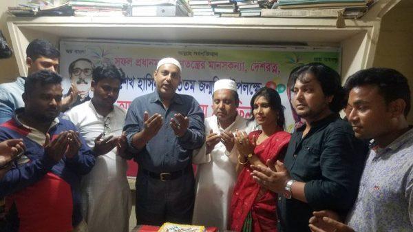 কুষ্টিয়া প্রেসক্লাব কেপিসি'র উদ্যোগে প্রধানমন্ত্রী  শেখ হাসিনার ৭৩তম জন্মদিন পালিত