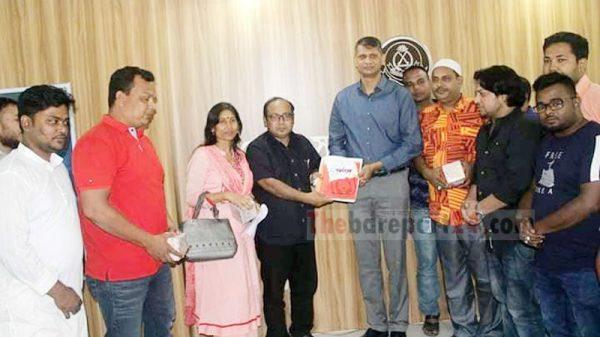 বিজিবি'র সেক্টর কমান্ডারের সাথে কুষ্টিয়া প্রেসক্লাব কেপিসি'র মতবিনিময় অনুষ্ঠিত