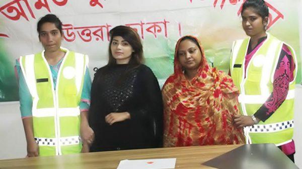 ইয়াবাসহ সুন্দরী সিমা ও নাজমা আটক
