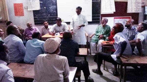 মেহেরপুরে প্রাথমিক বিদ্যালয়ের ৩ শিক্ষকগণকে বিদায় সংবর্ধনা অনুষ্ঠান