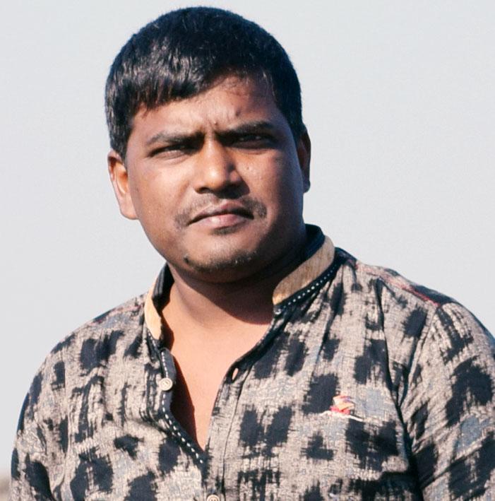 এনামুল হক রাসেল সম্পাদক, দ্য বিডি রিপোর্ট ২৪ ডটকম