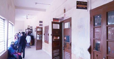 কুষ্টিয়া জেনারেল হাসপাতালে জ্বর, সর্দি, কাশি রোগের চিকিৎসা কর্ণার চালু