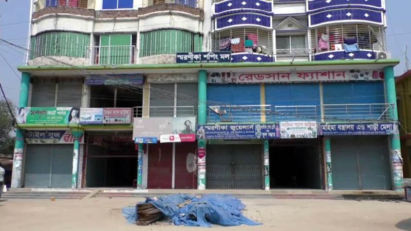 করোনা : মেহেরপুর জেলা লক ডাউন