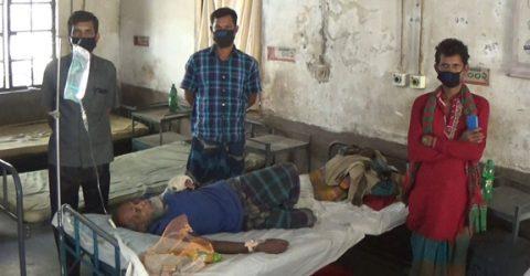 ঝিনাইদহে জমি নিয়ে বিরোধের জের ধরে দু'পক্ষের সংঘর্ষে নারীসহ ১৫ জন আহত