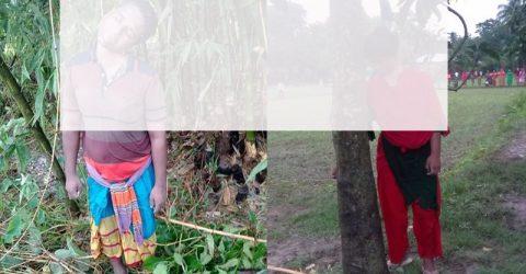 কুষ্টিয়ায় স্কুল ছাত্রী ও ব্যবসায়ীর ঝুলন্ত লাশ উদ্ধার