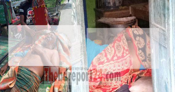বামন্দীতে তালাবদ্ধ ঘর থেকে মিললো পরিচ্ছন্ন কর্মীর গলিত লাশ: মুহূর্ষ অবস্থায় স্বামীকে উদ্ধার