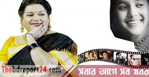 চলে গেলেন ঢাকাই চলচ্চিত্রের কিংবদন্তি অভিনেত্রী কবরী