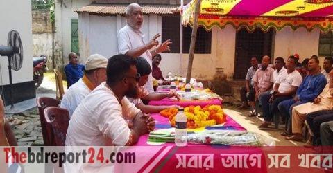 দৌলতপুর উপজেলা যুবদলের পরিচিতি সভা অনুষ্ঠিত